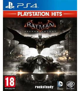 Batman Arkham Knight Hits Ps4