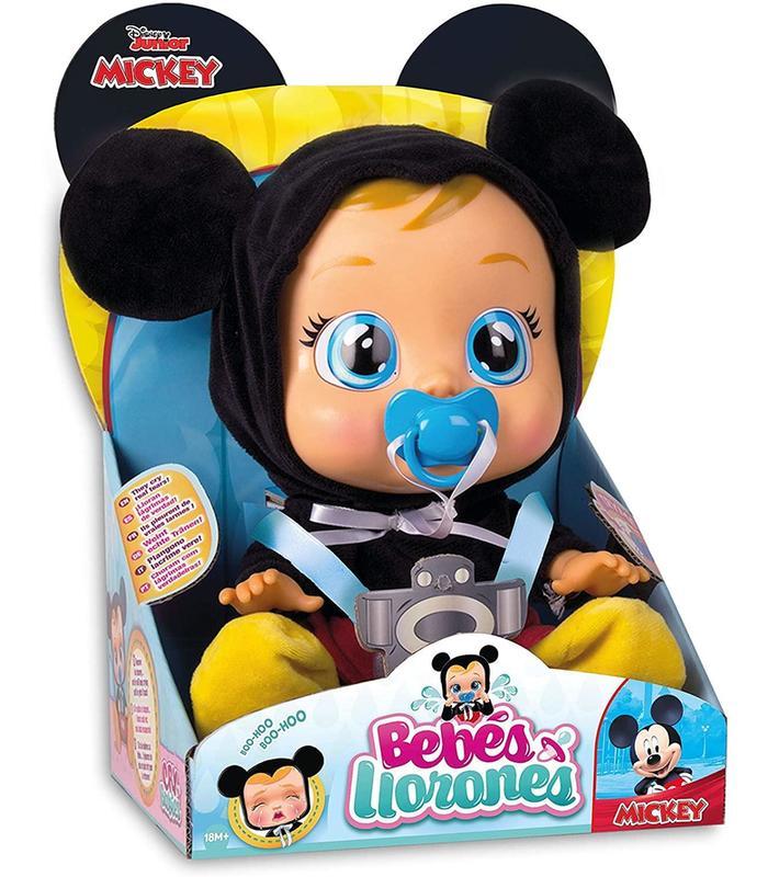 Bebe Lloron - Mickey