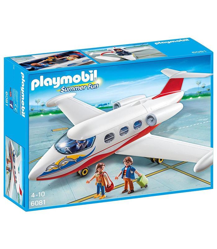 Playmobil-6081-Avion-de-Vacaciones