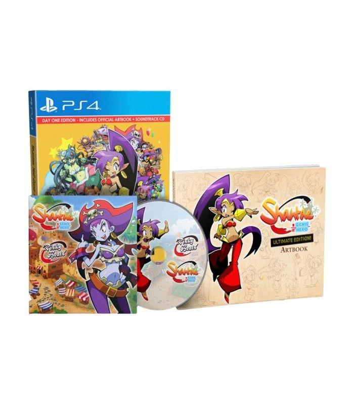 Shantae-Half-Genie-Hero-Ultimate-Edicion-Day-One-Ps4